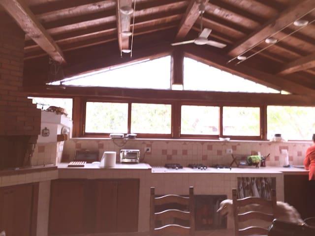 Villa sabaudia bella farnia - Bella Farnia - Wohnung