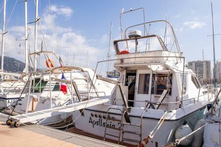 Bienvenue à TOULON sur mon bateau - Toulon