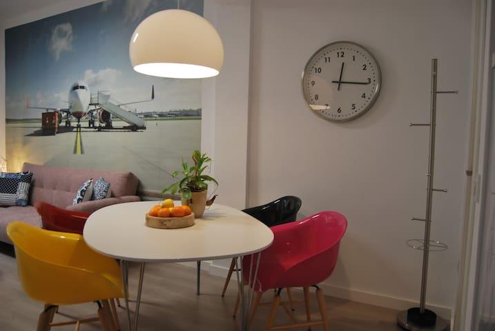 Apartamento JuliPe A, 1 dormitorio Céntrico - Mérida - 公寓