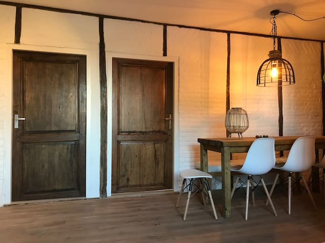 Authentic stay (6p) in toplocation near Maastricht