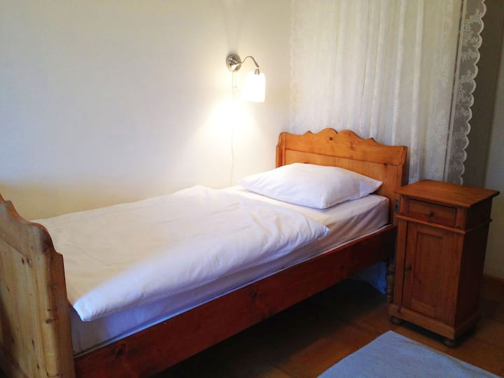 Hotel am Bach, (Hinterzarten), Einzelzimmer Standard mit Dusche/WC