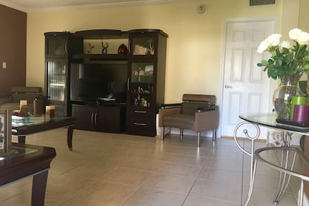 Miami/Kendall Spacious and cozy apartment - Miami - Apartamento