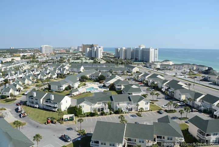 Sandpiper Cove In Destin, FL, The Beach Life