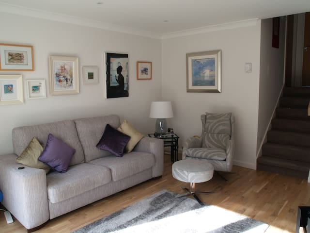 Dalkey 2 bed modern town house - Dalkey - Rumah