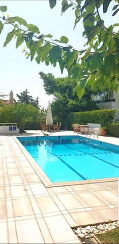 Voula Pool View