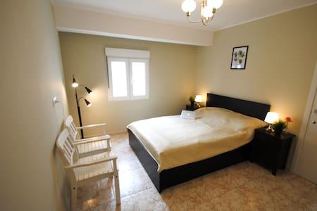 Stylish 70m2 apartment with Wi-Fi