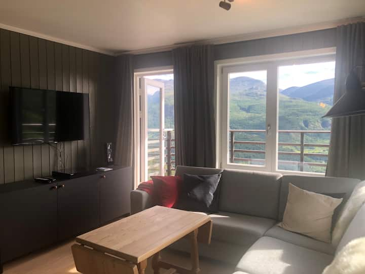 Apartement with ski in/out in Hemsedal ski resort