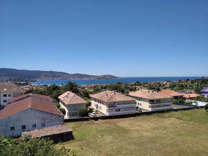 Habitación junto a la playa