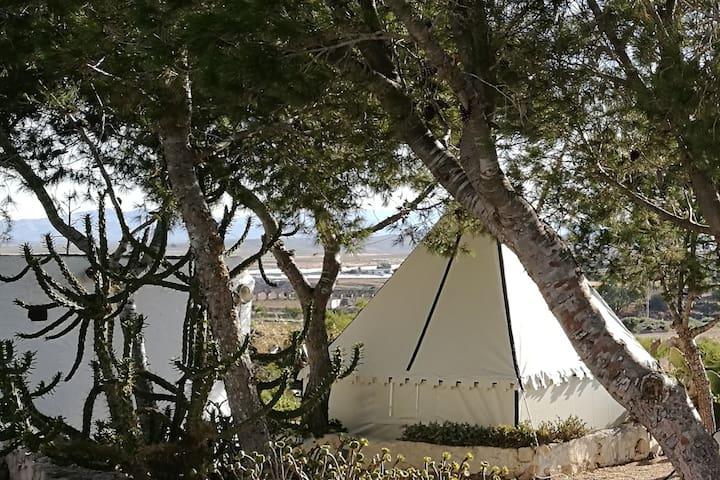 LA HAIMITA  un camping alternativo