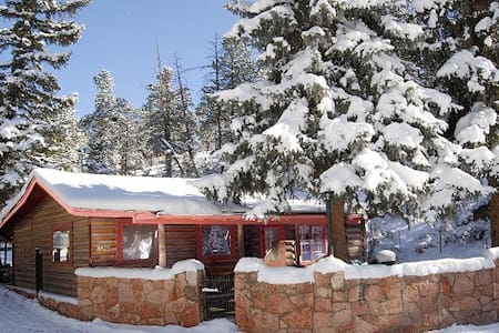 Cabin rental at Pikes Peak near Colorado Springs - Cascade-Chipita Park - Cottage