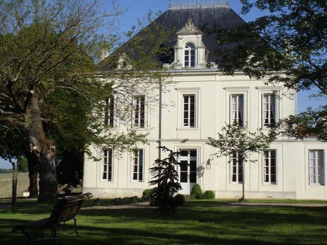 La Maison de Tournefeuille - Néac - Dům