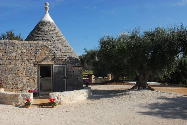 "Trullo ""Little Chapel"""