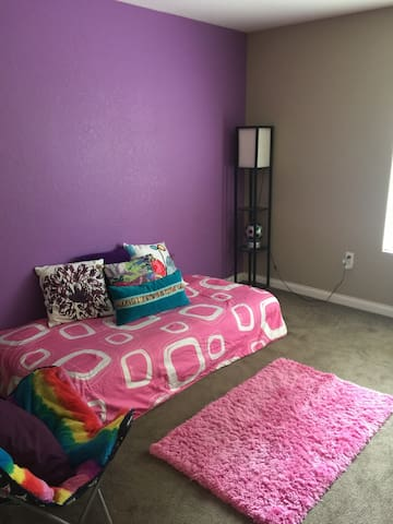 Twin bed. Great home. No extra fees - Encinitas - Σπίτι