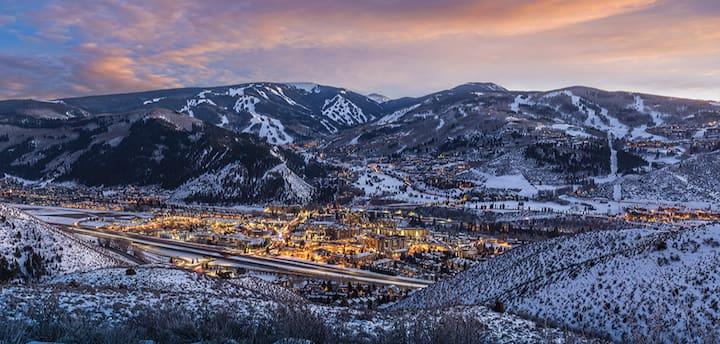 Avon Colorado by Wyndham/2Bd Presidential Suite