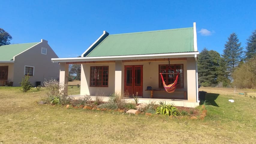 Wild Hare Cottages:  Cottage 3, Self Catering.
