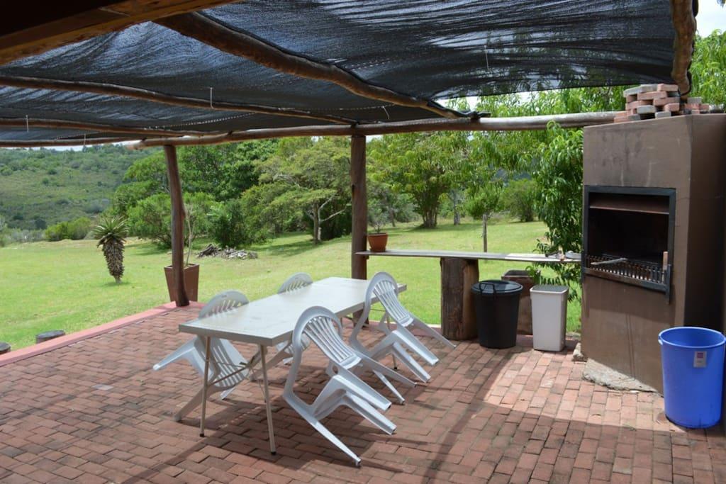 Barbecue - terrasse