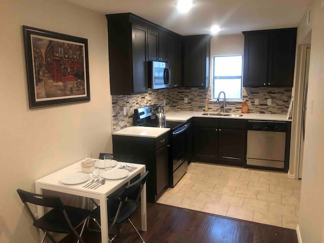 Luxury 2 BED, 2 BATH IN DOWNTOWN/DEEPELLUM AREA