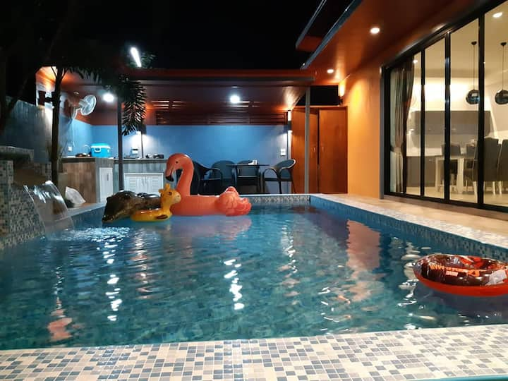 Issarindr Pool Villa(อิสรินทร์ พูล วิลล่า)