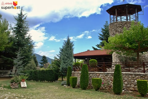 Mountainous home at Monastiri Prosilio