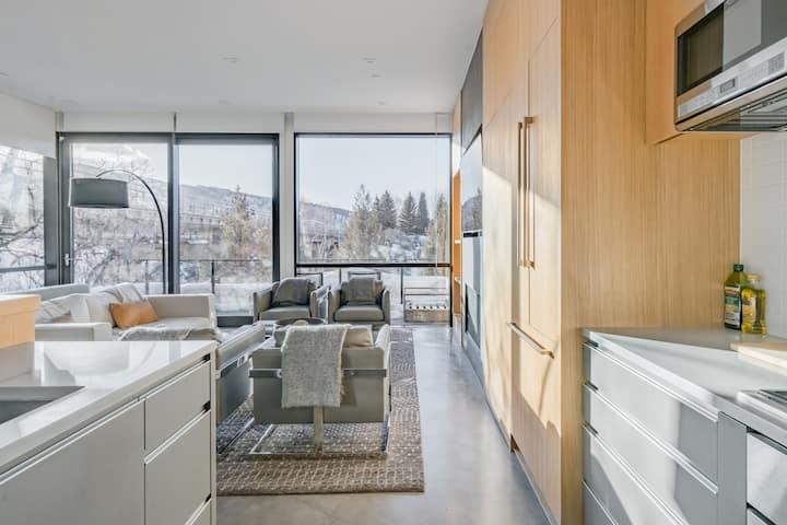$7 Million Aspen 4BR   Built 2018   Walk to Town