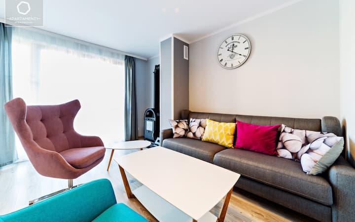 Apartamenty Wonder Home - CZARNY KOT