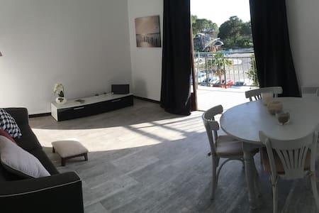 Grand appartement à 50 mètre de la plage, Sagone - Vico