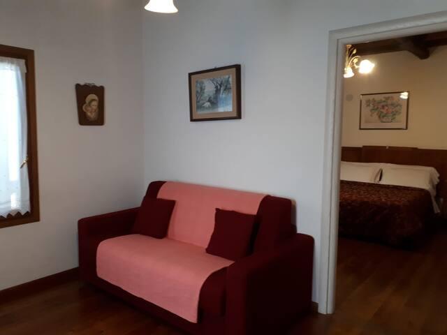 "Accommodations ""Farm house Praetto"" Suite"
