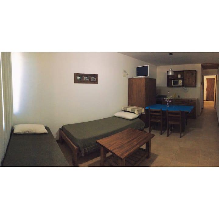 DerMar Villa Gesell - Depto 2 ambientes (Nº 5)