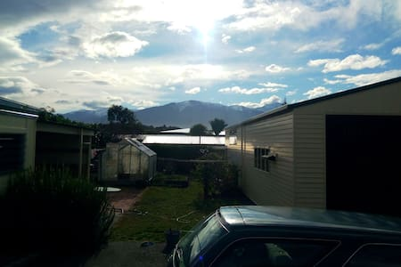 Close to town,nice and cozy!! - Kaikoura - Bed & Breakfast
