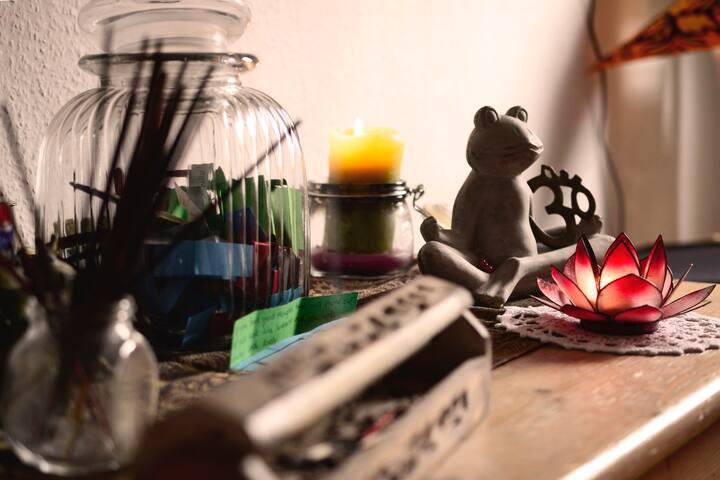 Liebevolles Zimmer im Herzen Marburgs - Marburg - Casa