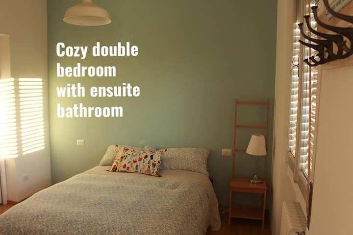 Firenze: Private Room, ensuite bathroom