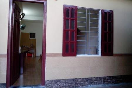 B2B beautyfull bedroom and Cool views - Casa