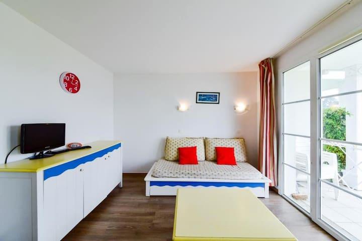 2 Pièces cabine 6 Personnes Confort