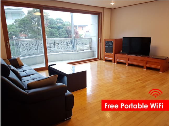 Quiet Itaewon Villa Close to Nightlife/Restaurants - 竜山区 - 別荘