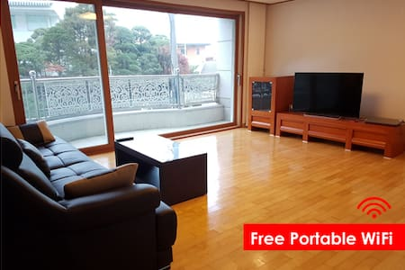 Quiet Itaewon Villa Close to Nightlife/Restaurants - 竜山区