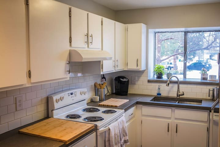 Townhome-One or Two BR/1.5BA
