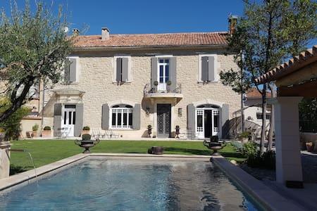 """Cottage """" La bastide de l'olivier"""" - Flat"""