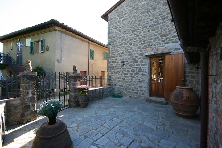 Casa Allinuzza - Castellinuzza - Appartement