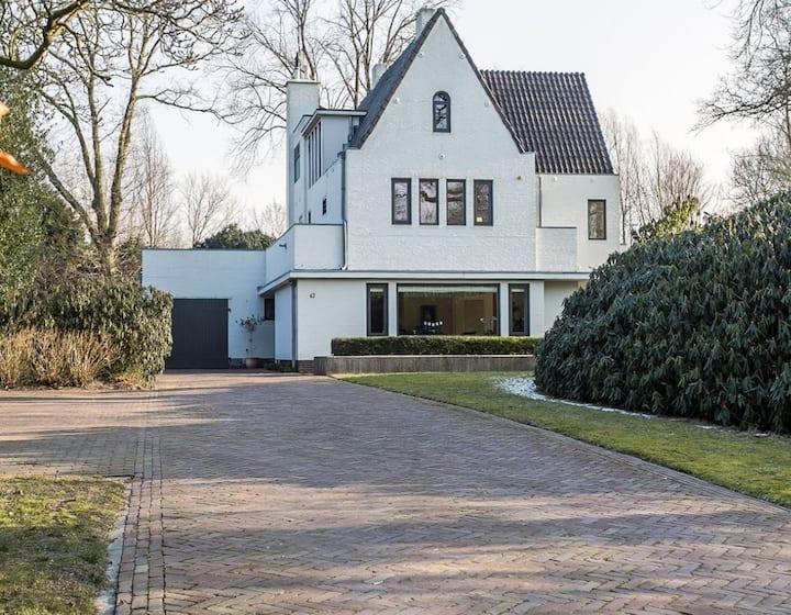 Luxe villa Haren/ Groningen