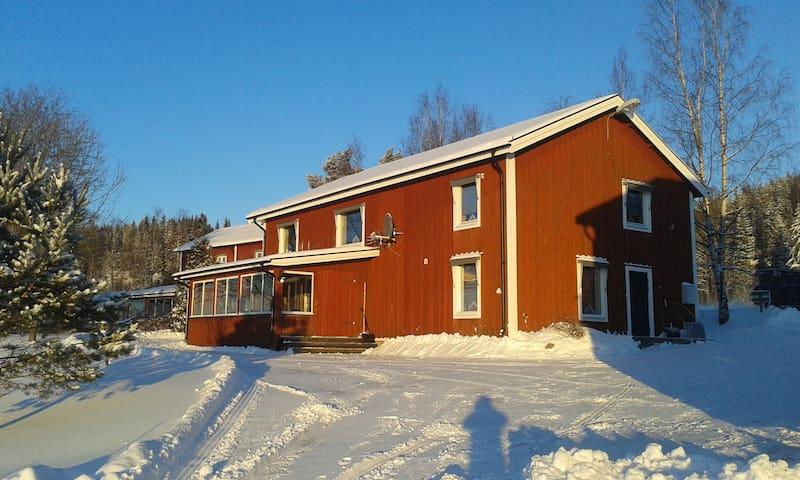 Pehr-Hansgården, härligt hus på landet - Hamre