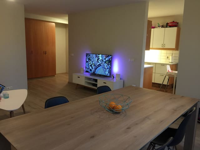 Bright and modern apt. - New listing on AirBnB - Kópavogur - Apartemen