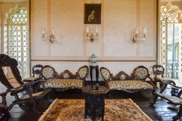 The Vicente Joao Room @ 430 Years Old House