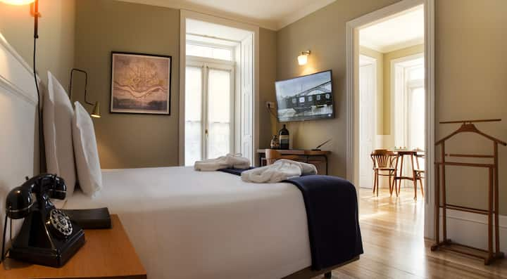 Porto A.S. 1829 - Superior double room with view