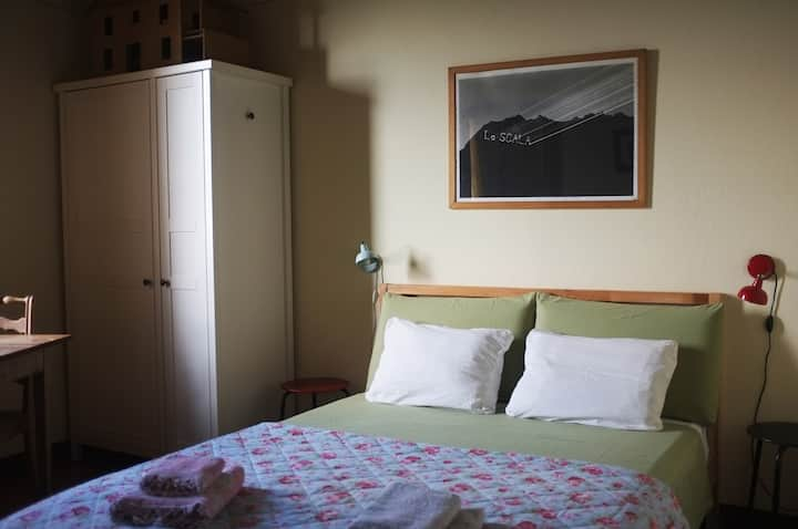 Cosy room at Podere Noceto