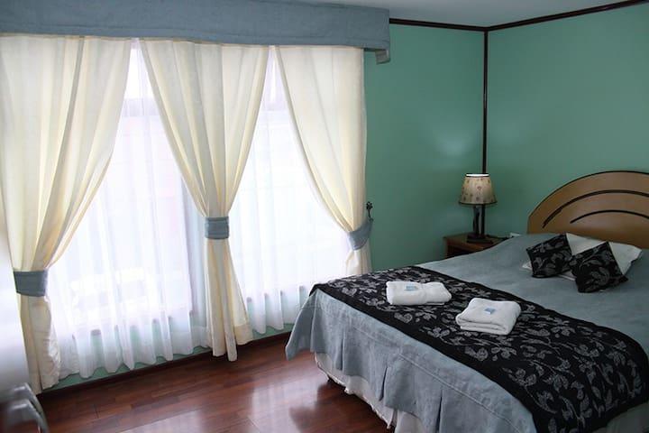 Single Room en Hotel & Restaurant Alcazar