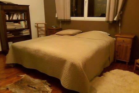 Une chambre comme chez soi avec le petit déjeuner - Senlis - Rumah