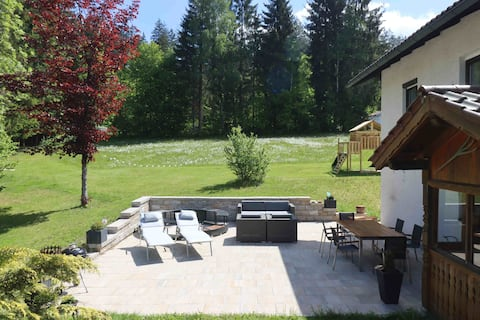 Exclusive apartment at the Bayerwald National Park