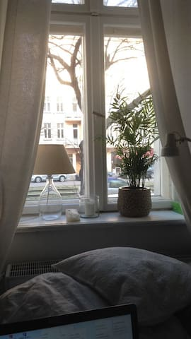 Cozy room and perfect location - Berlim - Apartamento