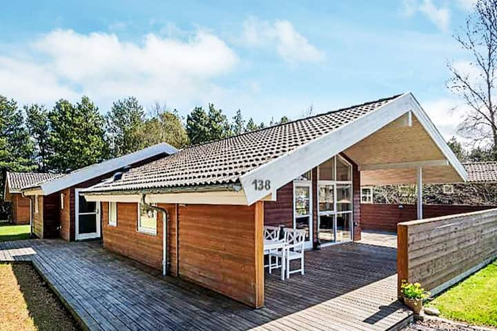Gorgeous Holiday Home in Ålbæk with Sauna