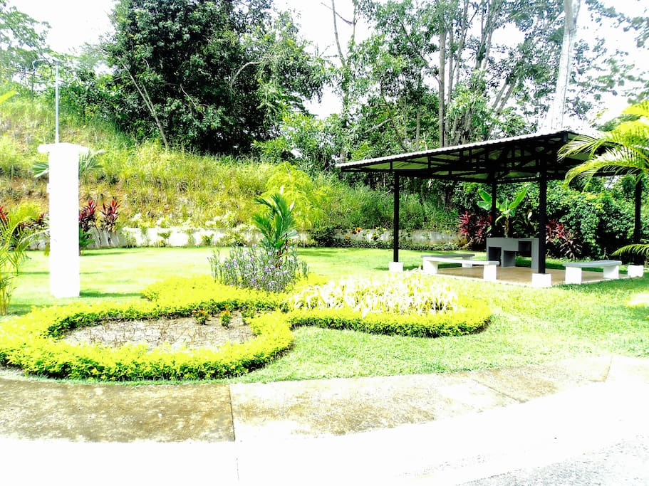 Green Areas and Gardens